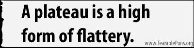 A plateau