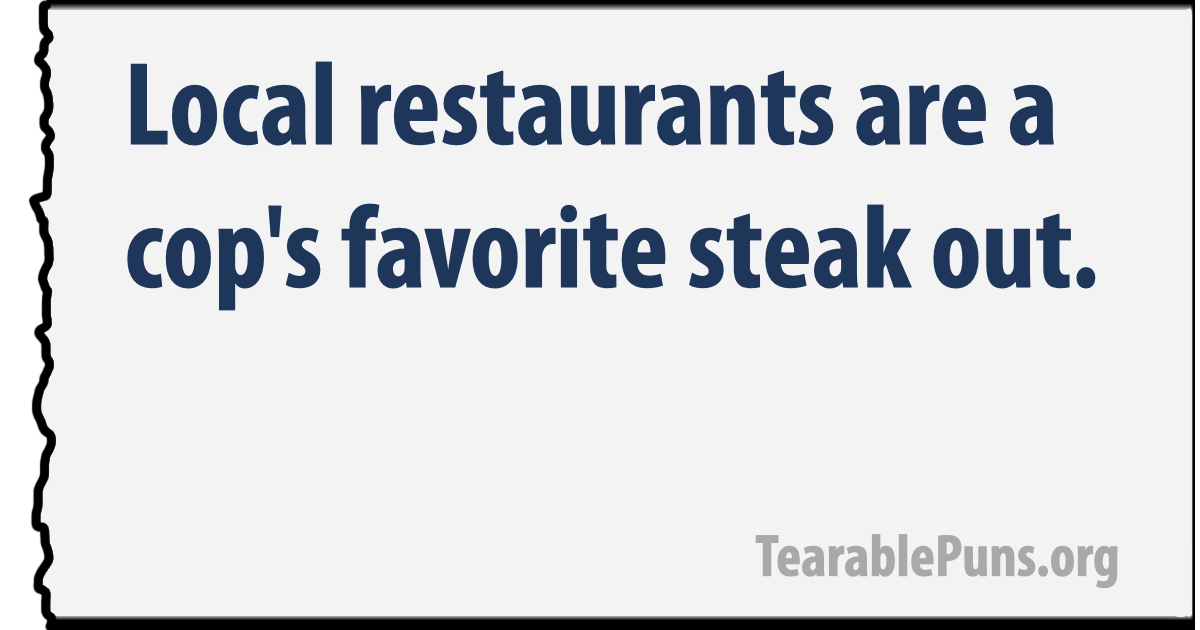 Local restaurants